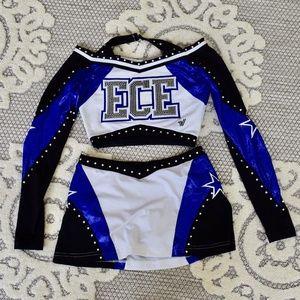 East Celebrity Elite Cheer Uniform